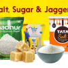 Salt / Sugar / Jaggery